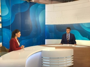 PAVEL SHIBILOV EXPLAINED WHY IT IS NECESSARY TO EXPORT. BIG INTERVIEW ON VLADIMIR TV