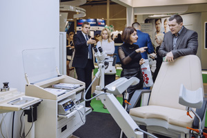 "EXHIBITION ""HEALTHY LIFESTYLE"" IN MOSCOW"